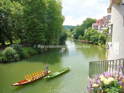 Übernachtung in Tübingen - Ferienwohnungen Dürkop